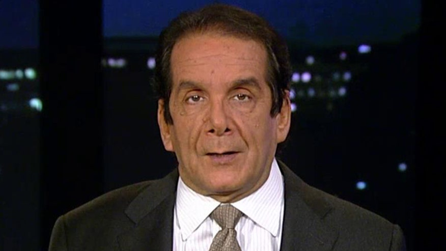 """Krauthammer said Sony Pictures made the """"wrong decision"""" to cancel their release of the movie """"The Interview"""" which depicts an assassination attempt on Norht Korean leader Kim Jong Un."""