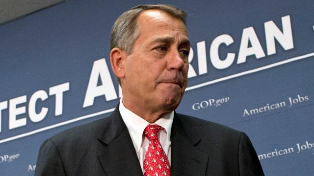 White House threatens to veto Boehner's 'Plan B' proposal