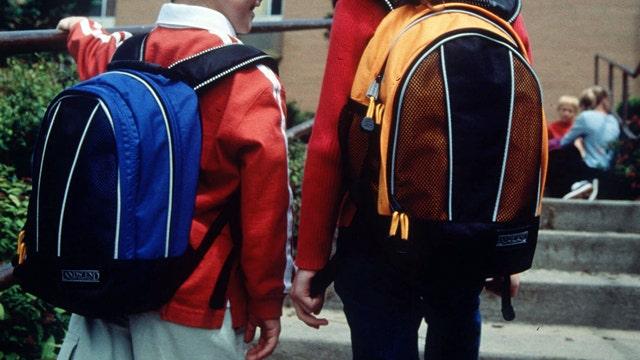 Demand for bulletproof backpacks