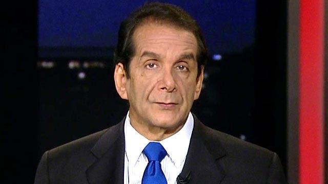 Krauthammer: Obama Using Massacre To Push Agenda