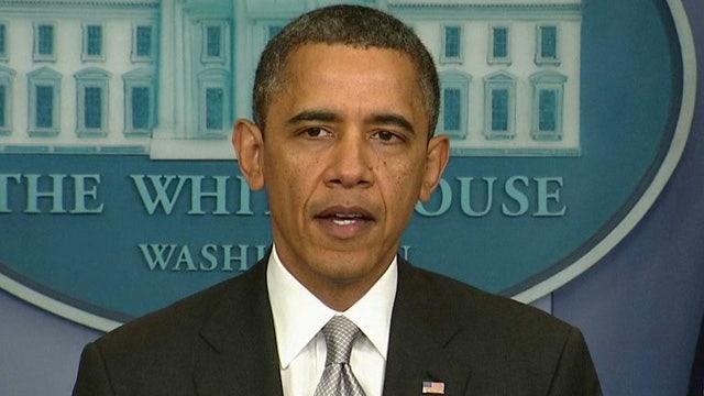 Obama announces creation of task force on gun violence
