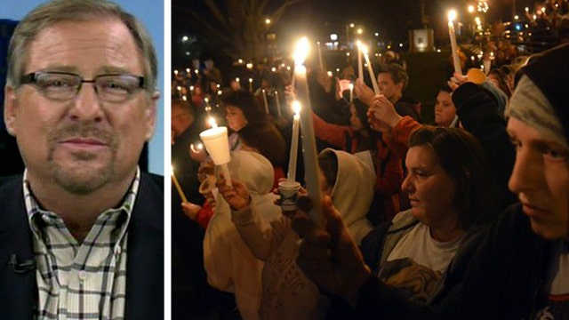 Rick Warren: Our nation is grieving right now