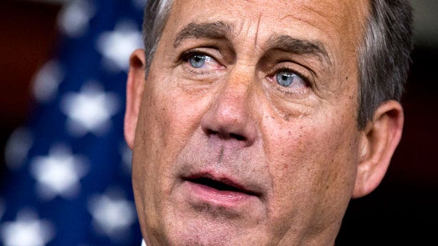 Reaction to Boehner's 'Plan B' for 'fiscal cliff'