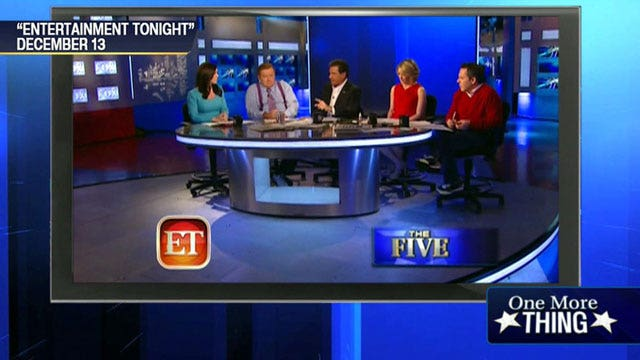 'Entertainment Tonight' profiles 'The Five'