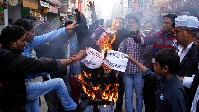 Arrest of Indian diplomat sparks international backlash