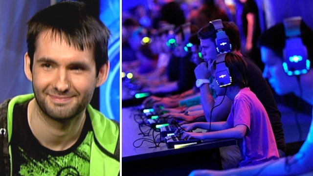 How a passion for gaming 'leveled up' to a profitable career