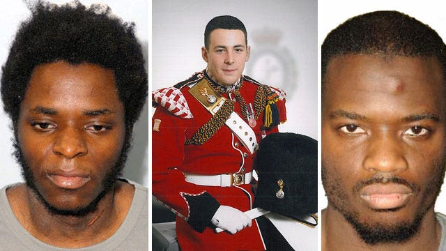 2 guilty in brutal murder of British soldier