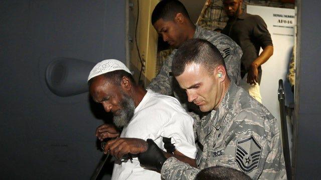 Gitmo detainees sent home to Sudan
