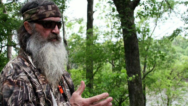 Debate over 'Duck Dynasty' star controversy