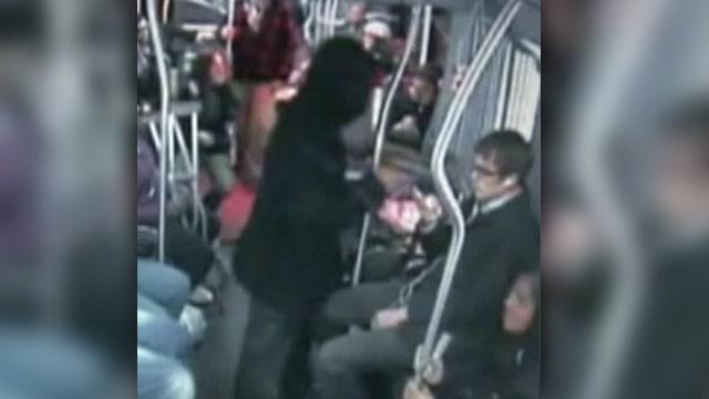 Gunman taken down by passengers on Seattle bus