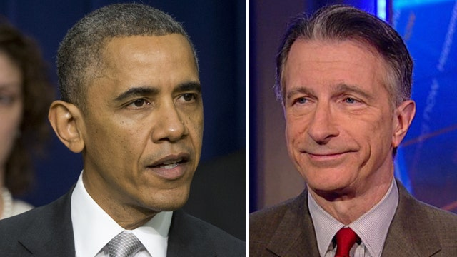 Daniel Henninger: 'Obama's Prozac Presidency'