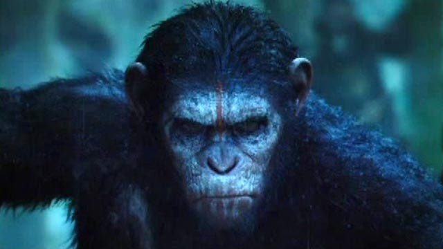 Hollywood Nation: The 'Apes' rise again