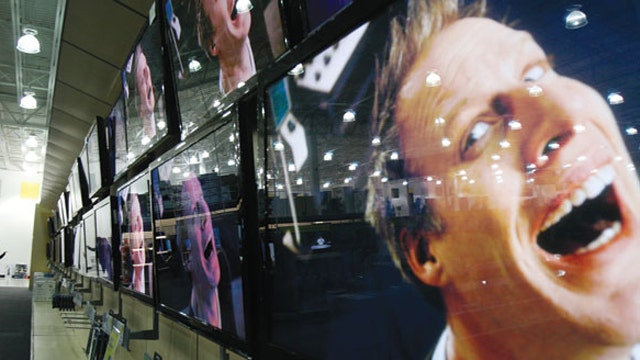 TV's watching you? Small screen used to track viewer habits