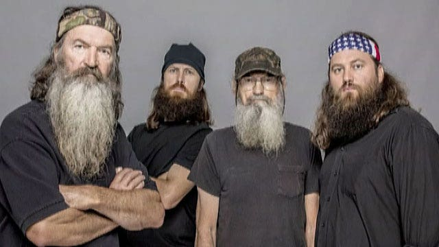BIAS BASH: Media reaction to 'Duck Dynasty' controversy