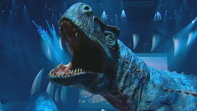 'Walking With Dinosaurs' brings prehistoric period to life