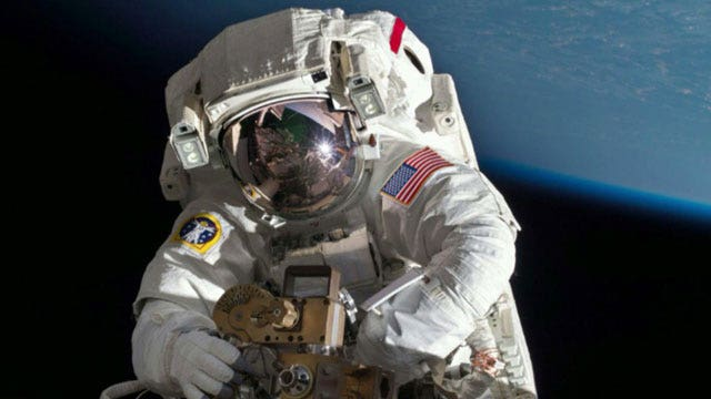 Snorkels in space: NASA's 'MacGyver' solution for spacewalks
