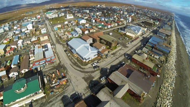 Pastor leads church in harsh Alaskan frontier