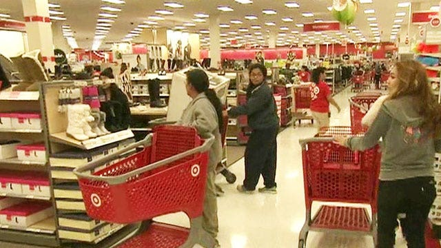 Target fears credit card breach for millions of customers