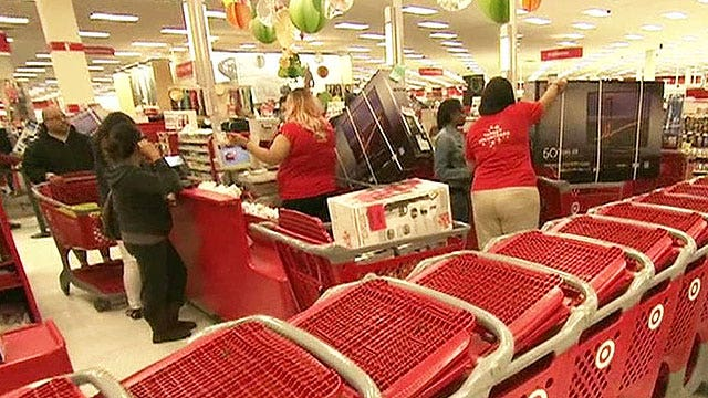 40 million Target credit cards compromised