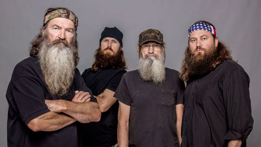 Phil Robertson calls homosexuality a sin in magazine interview