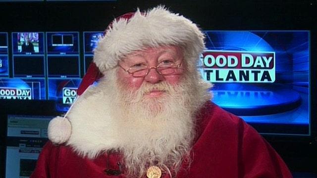 Professional Santa won't say 'happy holiday'