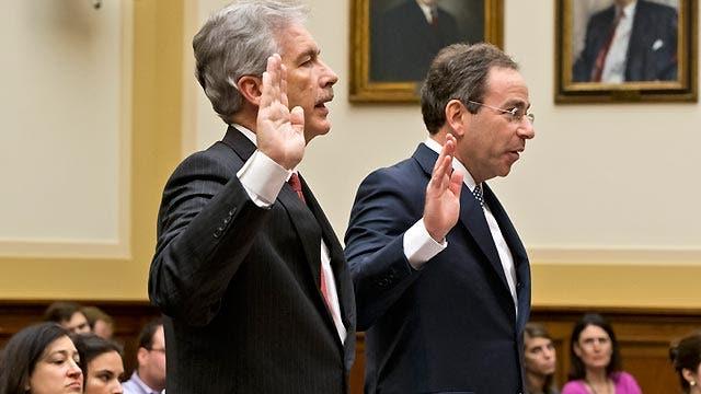 Lawmakers grill Sec. Clinton deputies on Benghazi