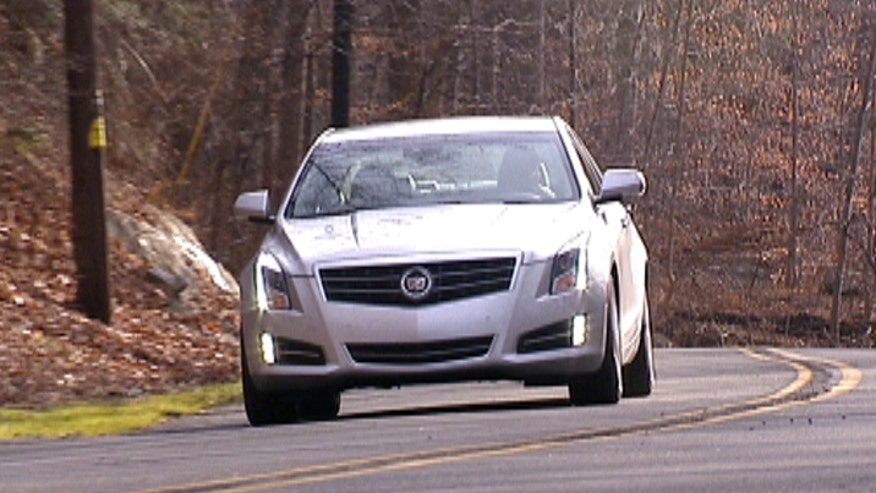 Fox Car Report drives the 2013 Cadillac ATS