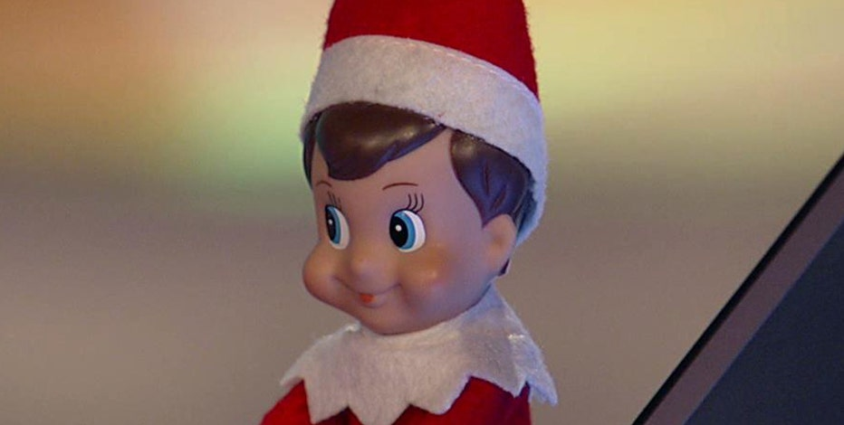 Co-author of 'Elf on the Shelf' shares her story