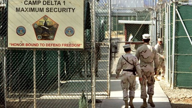 Budget deal would allow release of Gitmo detainees