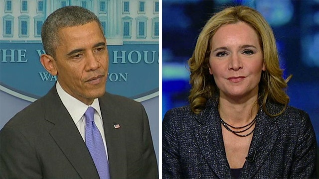 How will Obama tackle his low credibility in 2014?