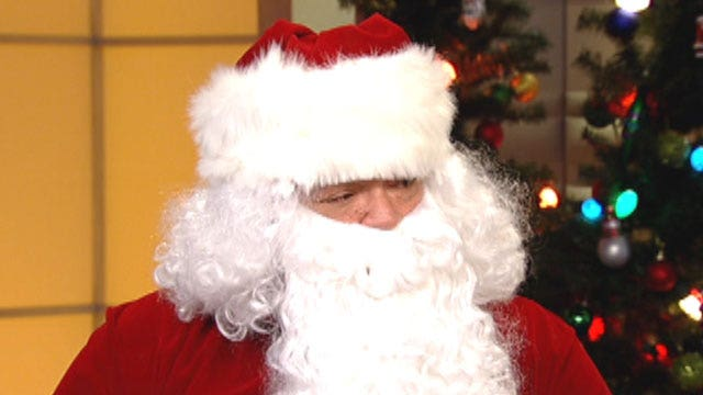 After the Show Show: Saucy Santa