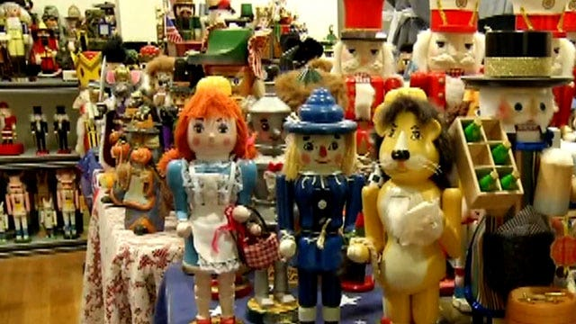 Nuts for nutcrackers