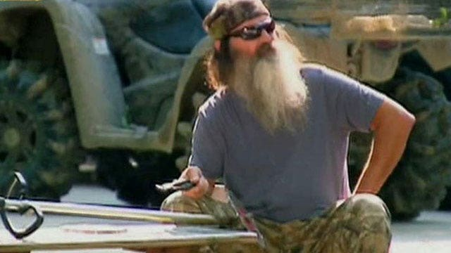 'Red Eye' tackles the 'Duck Dynasty' controversy