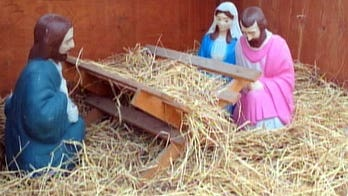 Kyle Rothenberg takes a look at how GPS devices help recover Baby Jesus figurines stolen from nativity scenes