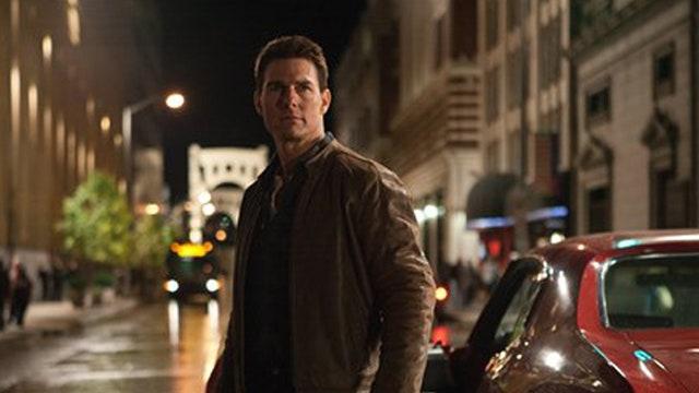 Cruise stars in action packed thriller 'Jack Reacher'