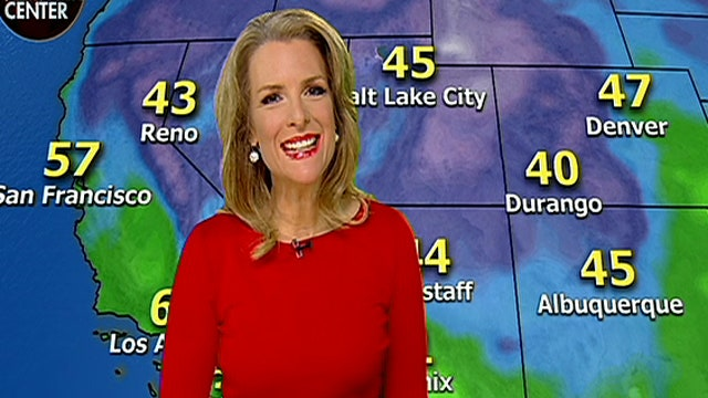 Fox Southwest/Central Weather Forecast: 12/21