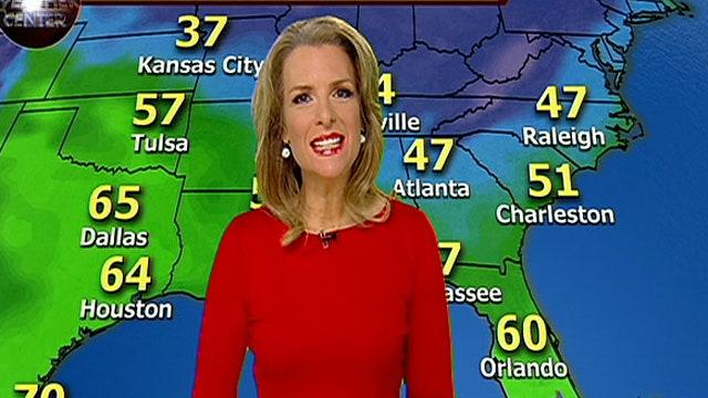 Fox Southeastern Weather Forecast: 12/21