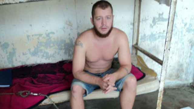 Marine jailed in Mexico to return to US