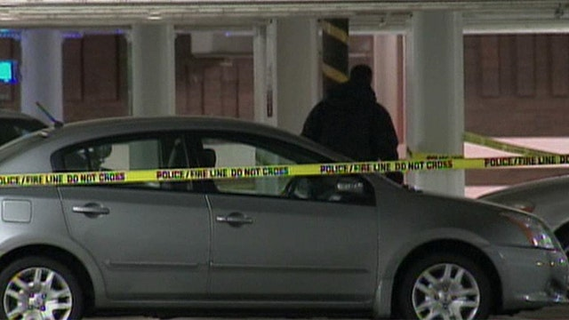 Four charged in deadly carjacking