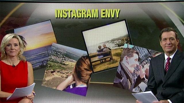 Is Instagram envy real?
