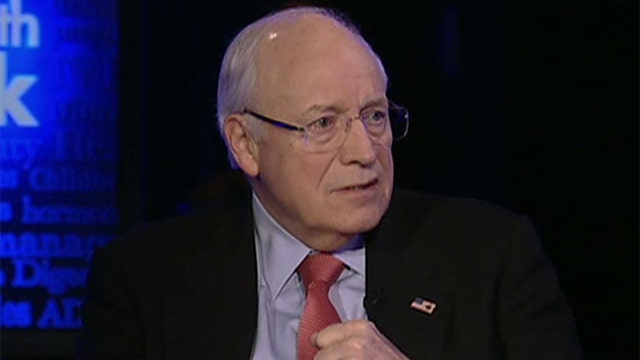 Dick Cheney opens up about heart surgery