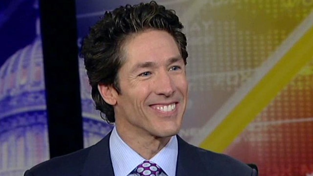 Joel Osteen's special Christmas message