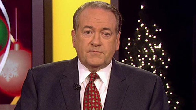 Huckabee: Remember when America was a free country?
