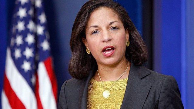 Susan Rice dismisses Benghazi as 'false controversy'