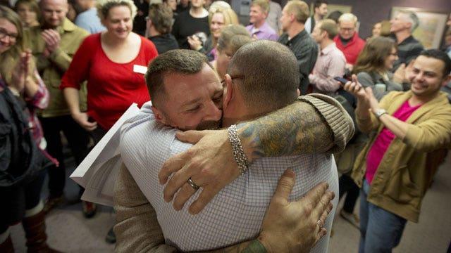 Flood of same-sex marriage requests hit Utah