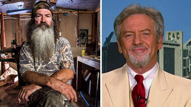 Larry Gatlin weighs in on 'Duck Dynasty' controversy