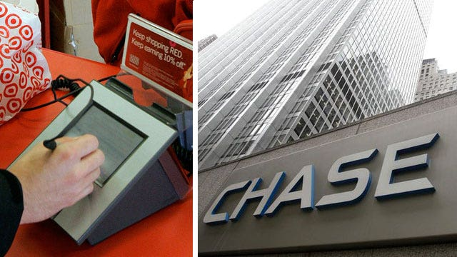 Bank on This: Chase to the rescue