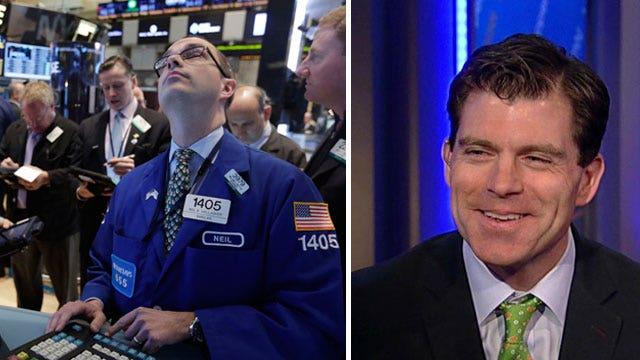 Wall Street caps best week in three months