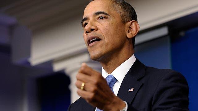President's 'symbolic' enrollment in ObamaCare enough?