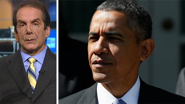 Krauthammer: ObamaCare's backup plan is a bailout